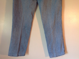 Blue Jeans by Lee Relaxed Straight Leg No Size Tag image 7