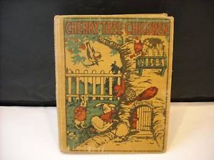 Cherry Tree Children book by Blaisdell illustrated 1936