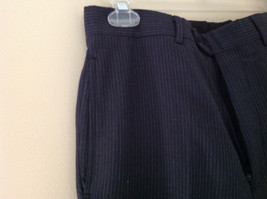 Blue Pin Striped Matching Jacket and Pants by Mossimo See Measurements Below image 5
