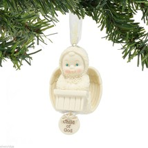 Child of God Ornament  Department 56 Snowbabies... - $15.35