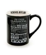 Classroom Rules We listen we learn High School College graduate teacher ... - $24.74