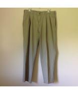 Claybrooke 100 Percent Cotton Khakis Long Pants Measurements Below - $39.59