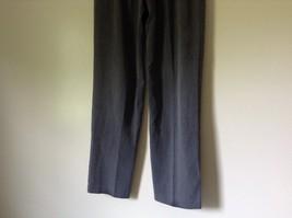 Briggs New York Gray Dress Pants Size 8 Elastic Waistband image 6
