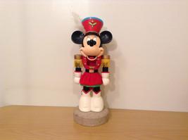 Collectable Decorative Nutcracker Minnie Figurine Walt 'Disney Company image 1