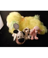 Collection of Dog Plush toys - $53.85