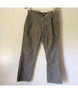 Club Monaco Light Brown Casual Pants 100 Percent Cotton Size 32 - $22.27