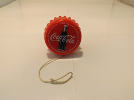 Coca Cola Collectible Yo-Yo 1998 Bottle Cap - $39.59