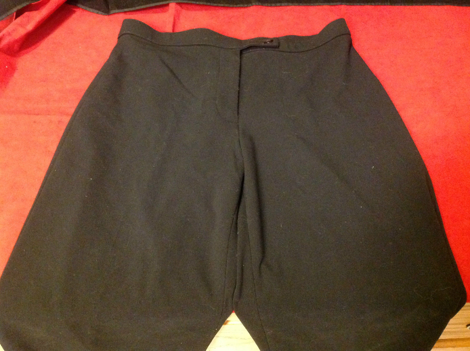 Coldwater Creek Ladies Black Color Pants Size 8