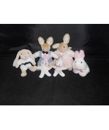 Collection of Rabbit Plush toys - $59.39