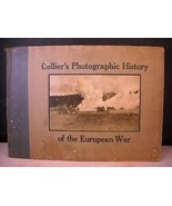 Colliers Photographic History of the European War 1916 - $98.99
