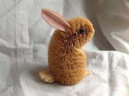 Buri  Palm Fiber Rabbit Brush Animal Eco Fiber Sustainable Made in Philippines image 4