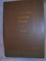 Consecrated Common Sense Happiness book Lincoln signed image 1