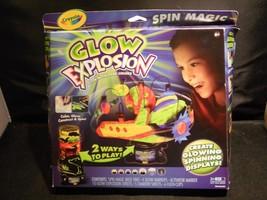 Crayola Glow Explosion Set