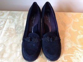 Covington Closed Toe Black Heels Size 9M
