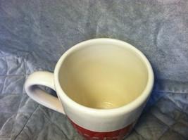 "Ceramic Christmas ""Cheers"" Mug - dishwasher and microwave safe image 3"