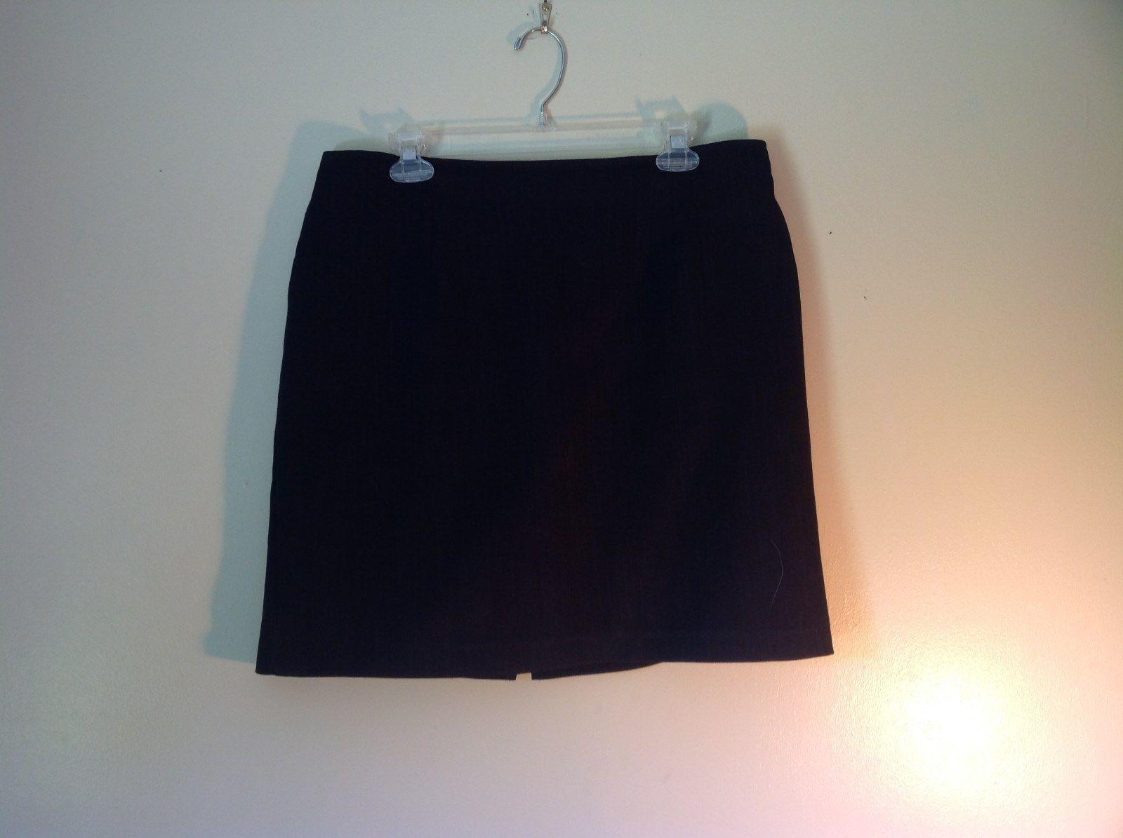 Cute Blue Size 16 Skirt Made in El Salvador Measurements Below