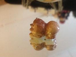 Ceramic miniature dog  Pomeranian image 6