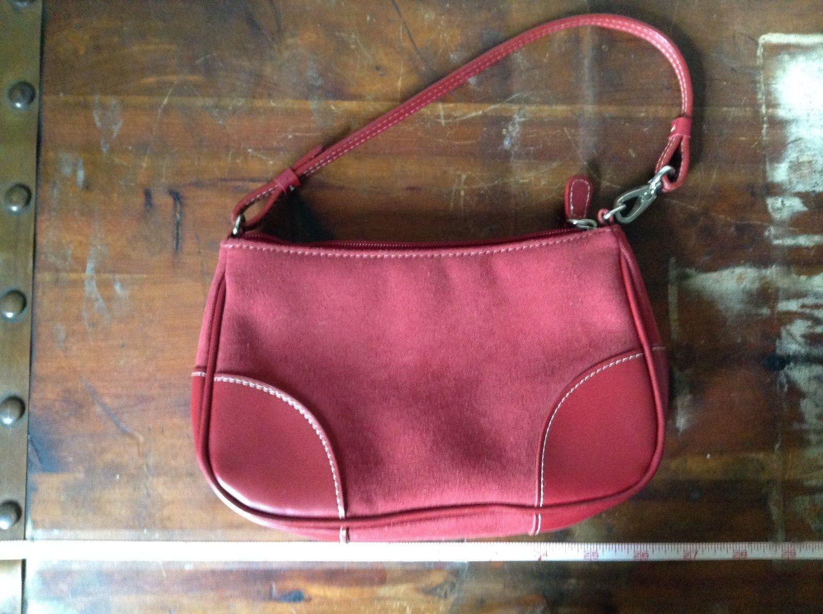 Cute Little Red Purse Handbag by Aeropostale