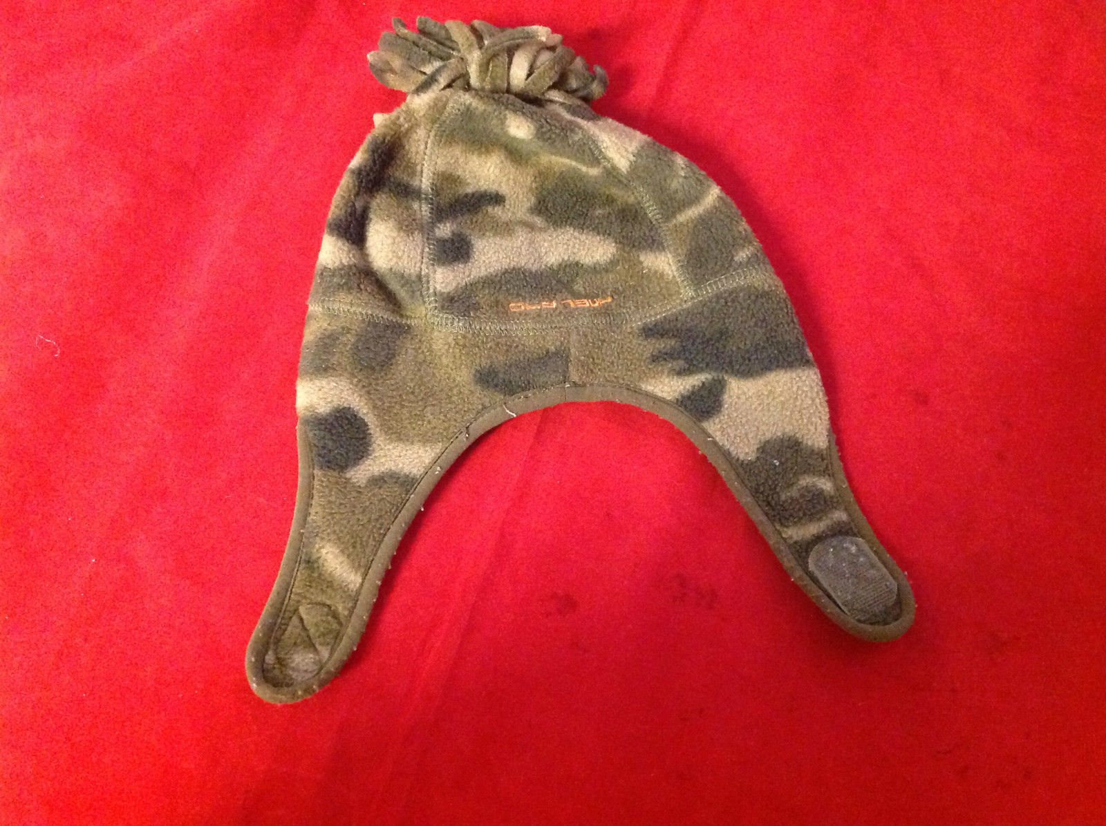 Cute Old Navy Military Boys Hat with Velco Closure at Neck