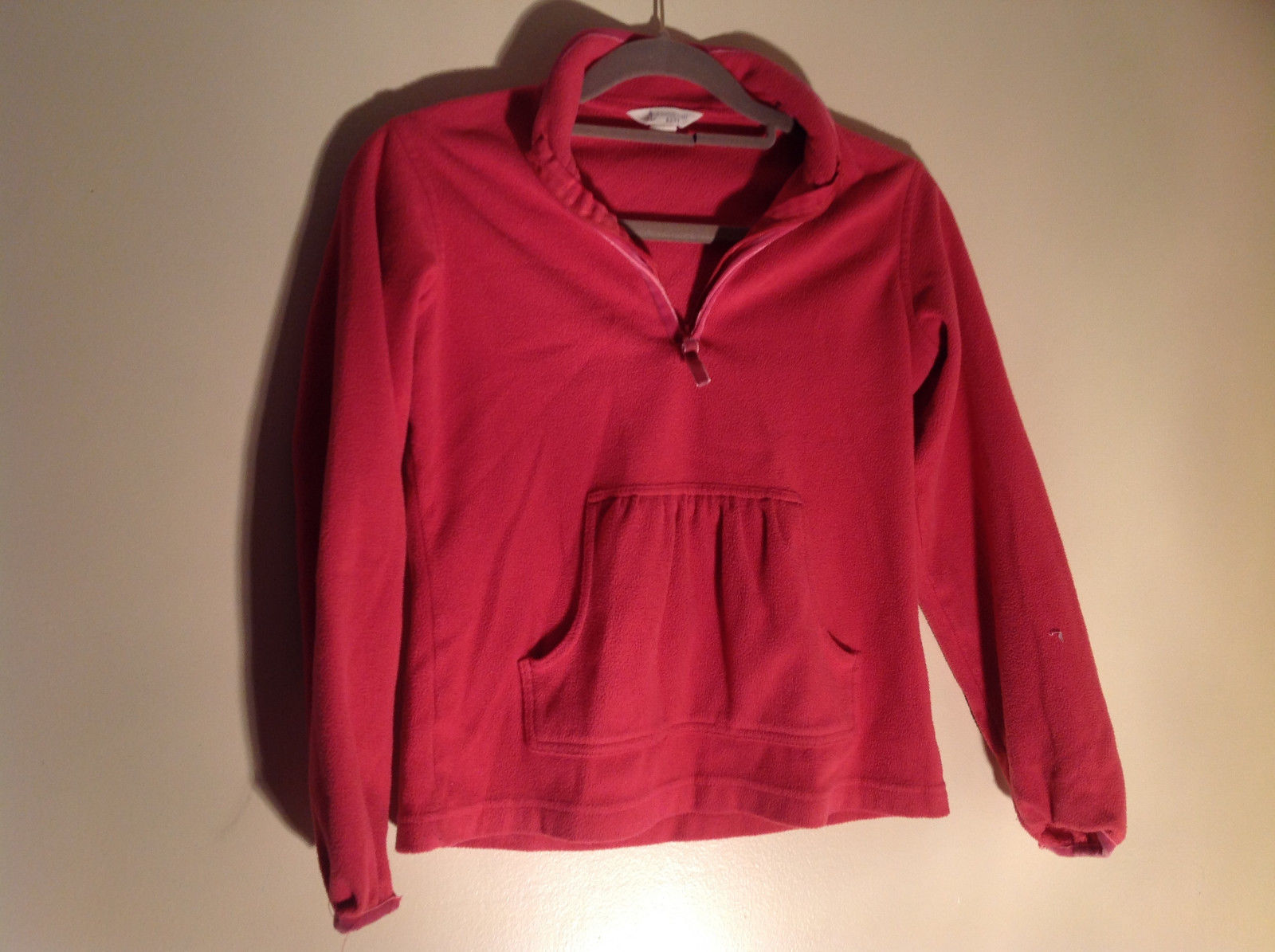 Cute Pink Long Sleeve Sweatshirt by Lands End Size Small