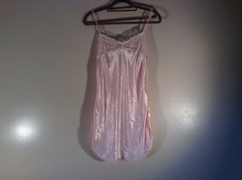 Cute Victoria secret Pink Lingerie Slip Spaghetti Straps Measurements Below