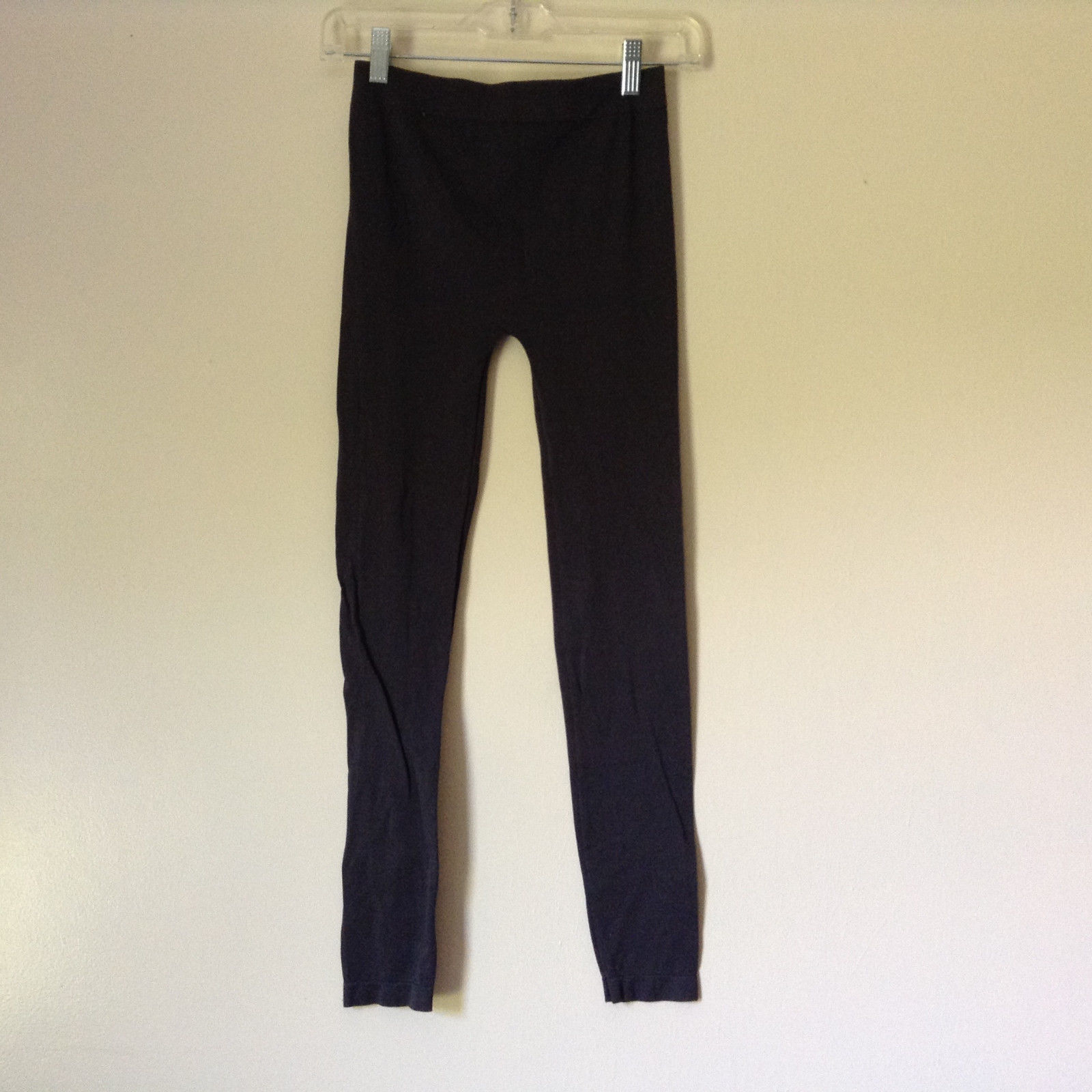 Dark Blue Gray Leggings by Forever 21 Size Small Medium