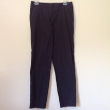 Dark Blue Light Wear Thin Casual Pants by PRADA Made in Italy Size 44