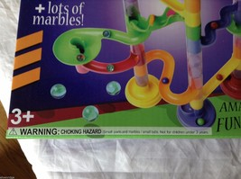 Children's fun and educational 30 Piece Marble Run Construction Toy image 6