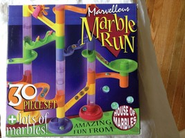 Children's fun and educational 30 Piece Marble Run Construction Toy image 3