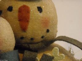 "Christmas Decorative ""Believe"" Snowman Box image 3"