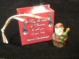 Christmas bag Santa w tree perfect gift 4 shut ins elderly person w everything image 5