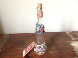 Decorative Glass Bottle with Cork Love Potion No 9 Hakon and Heks New with Tags