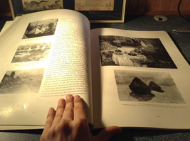 Claude Monet 25 Master Works Large Book Very Very Good Condition Printed 1982 image 5