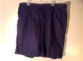 Dark Blue 100 Percent Cotton Woolrich Shorts Size 42 Excellent Condition