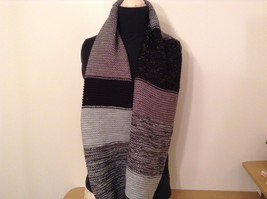 Classic bold broad Stripes in color choice bulk warm circle infinity scarf image 10