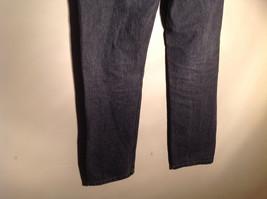 Core Legacy Black Denim Jeans 100 Percent Cotton Size 30 image 5
