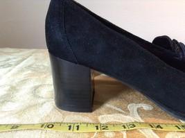 Covington Closed Toe Black Heels Size 9M image 4