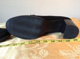Covington Closed Toe Black Heels Size 9M image 6