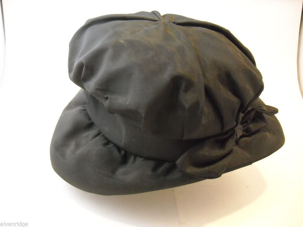 Deluxe Vintage Velour brand Ladies' Hat