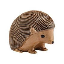 Department 56 Ceramic Mama hedgehog Forest Lane - $39.99