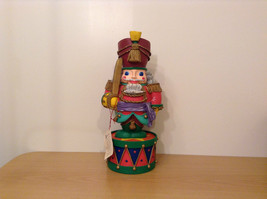 Department 56 Decorative Nutcracker Hussar Figurine Hand Painted 1992