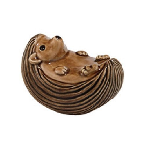 Department 56 Ceramic baby hedgehog great to hold special smalls Forest Lane