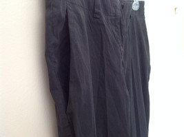 Dark Blue Light Wear Thin Casual Pants by PRADA Made in Italy Size 44 image 4
