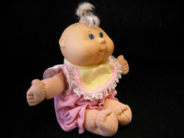 3 Different Sized Cabbage Patch Dolls, 2 Large, and 1 Small image 2