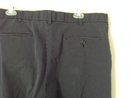 Dark Blue DOCKERS Long Casual Pants Size 38W 32 Long 2 Front and Back Pockets image 6