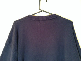 Dark Blue with Embroidered Golf Design Boston Traders Sweater Size 2XL Tall image 5