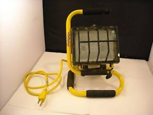 Designers Edge Utility Work Lamp heavy duty