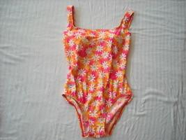 3 Bright Patterned One Piece Designer Bathing suits Lauren Speedo Nautica image 7