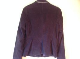 Dark Brown Timberland Corduroy Jacket 2 Front Pockets 3 Button Closure Size 8 image 4