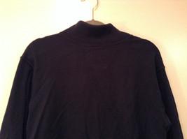 Dark Navy Long Sleeve Sweatshirt Athl Dept Size Large 10 to12 Letter C Captain image 4